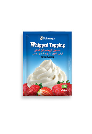Pakmaya Whipped Topping (Cream)