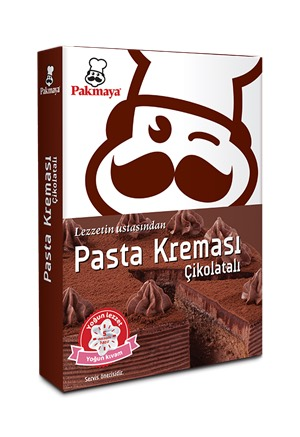 Pakmaya Chocolate Pastry Cream