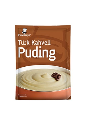 Pakmaya Pudding Turkish Coffee